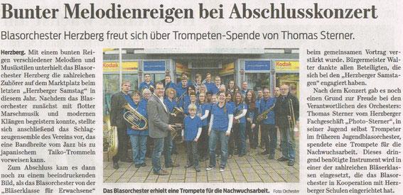 Harzkurier, 23.09.2013