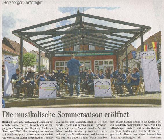 Harzkurier, 26.05.2014