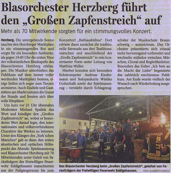 Harzkurier, 07.06.2018