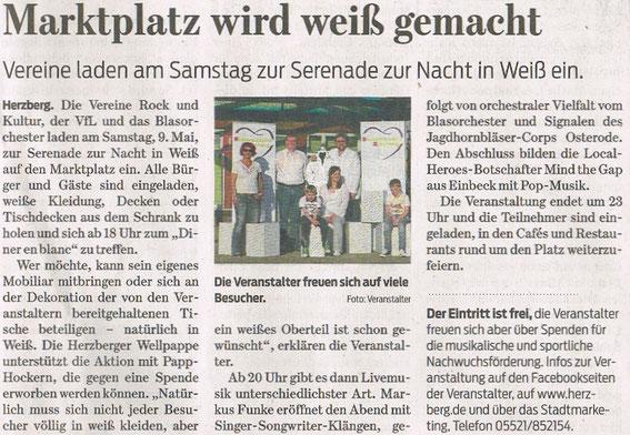 Harzkurier, 07.05.2015