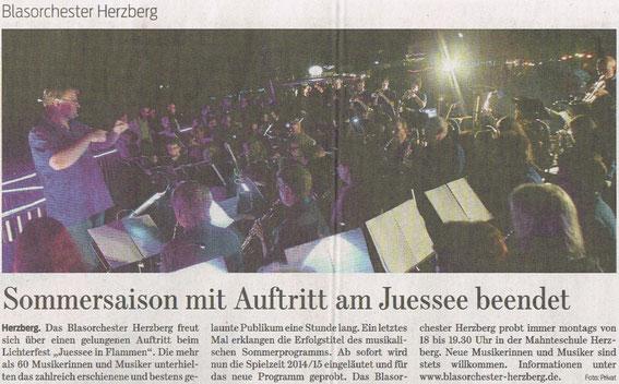 Harzkurier, 25.09.2014