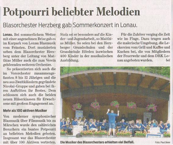 Harzkurier, 09.07.2014