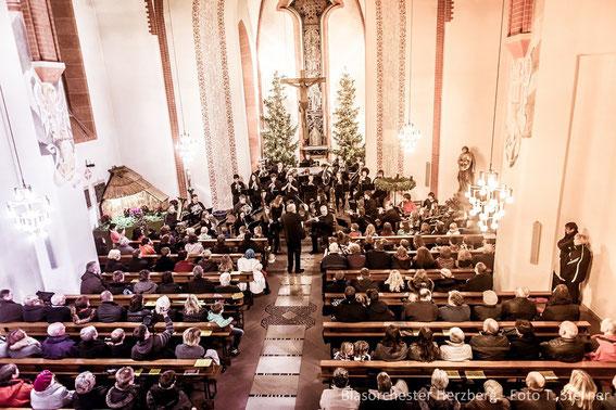 Weihnachtskonzert in der Pfarrkirche St.Josef 23.12.2012 Bericht folgt!