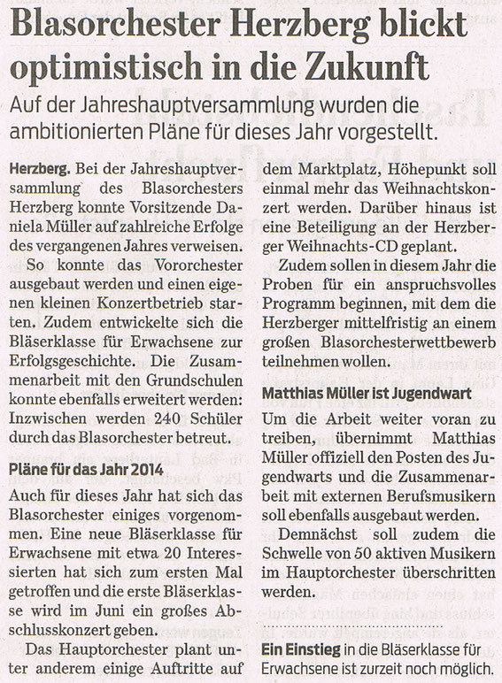 Harzkurier, 17.01.2014