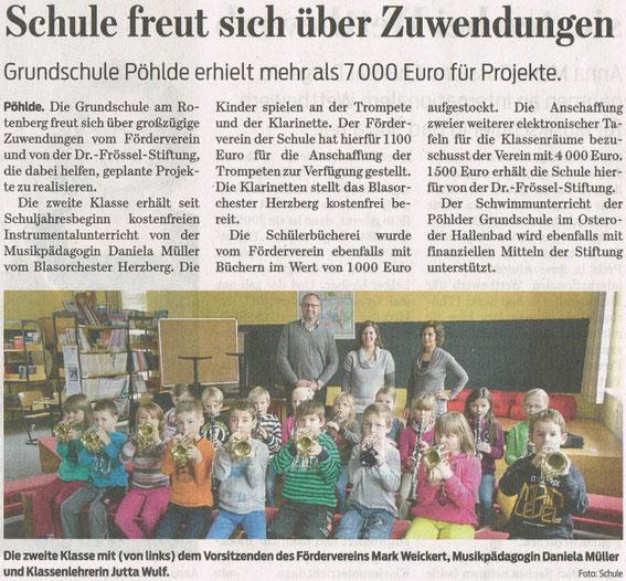 Harzkurier, 2.12.2013