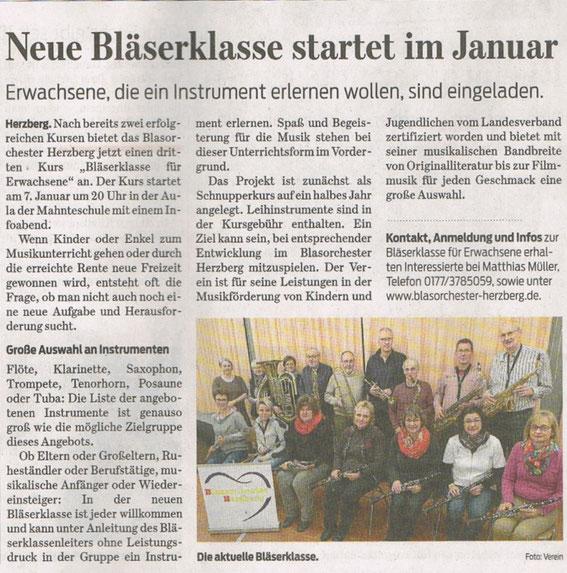 Harzkurier, 31.12.2014