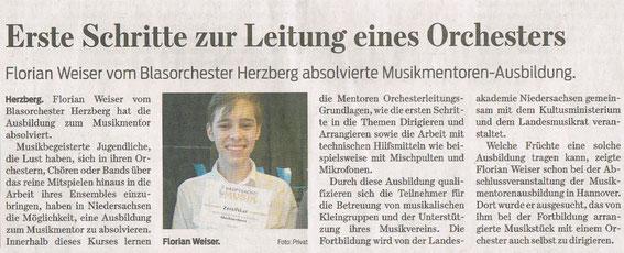 Harzkurier, 16.03.2015