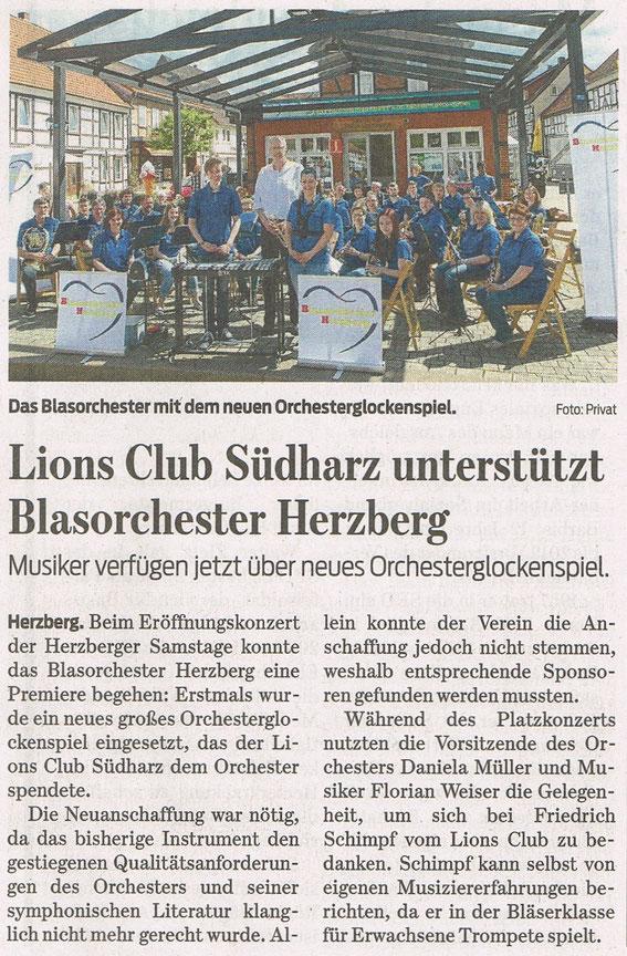 Harzkurier, 10.06.2014