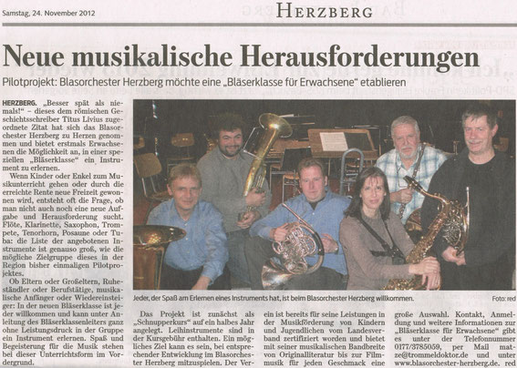Harzkurier, 24.11.2012