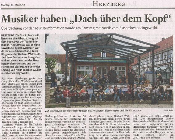 Harzkurier, 14.05.2012