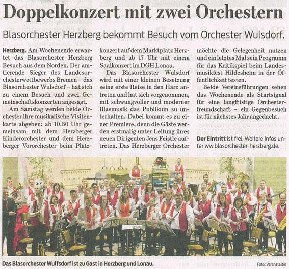 Harzkurier, 03.09.2015