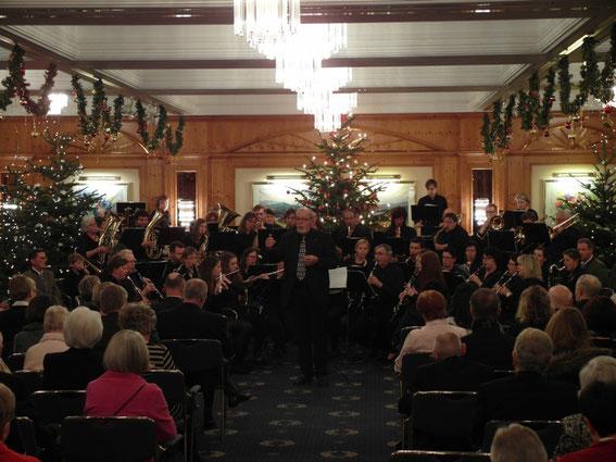 Weihnachtskonzert im revita - Hotel, 26.12.2014
