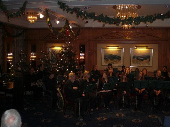 Weihnachtskonzert Bad Lauterberg 26.12.2011
