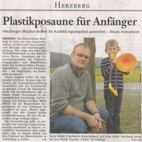 Harzkurier, 2.1.2012