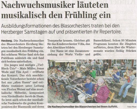 Harzkurier, 11.05.2016