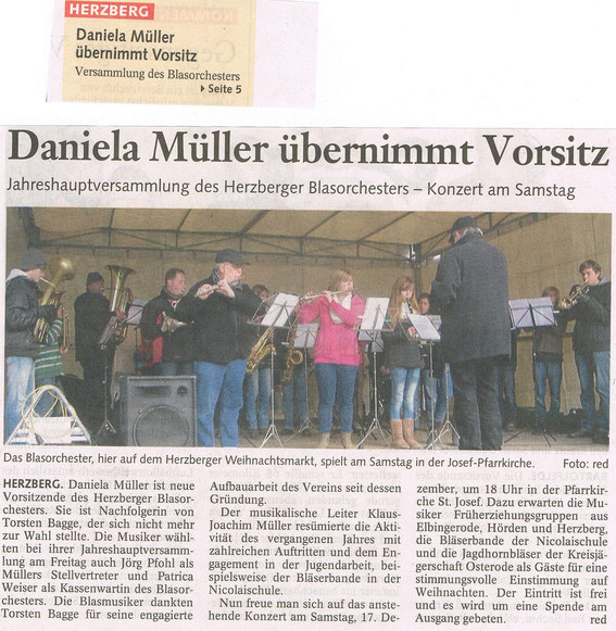Harzkurier, 15.12.2011