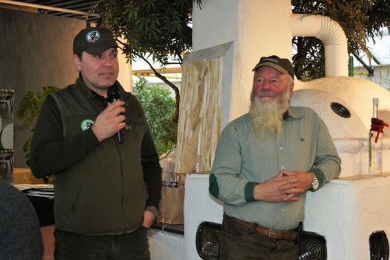 Obmann DJT Club Landesgruppe Tirol Hans Peter Haas jun.