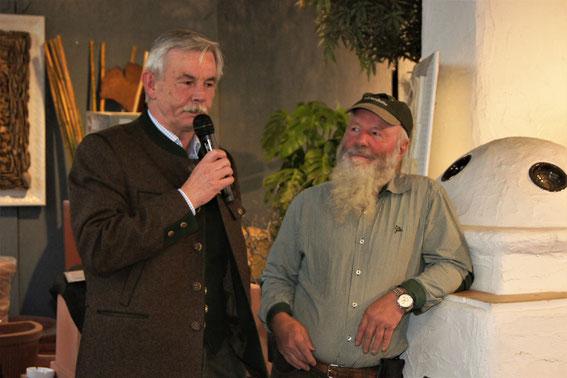Franz Tuscher - Präsident DJT Club Oberbayern