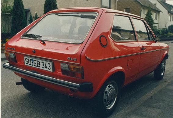 Audi 50 GLS von 1977