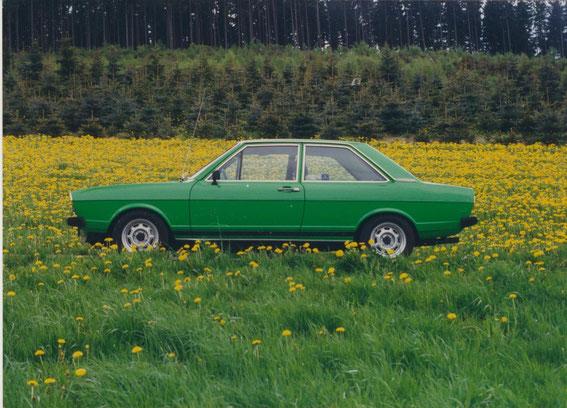 Audi 80 GTE von 1973 mit 1.9l 138 PS Escher Motor