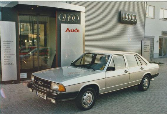 Audi 100 GL 5E von 1978, der Mercedes und BMW Schreck der 70er