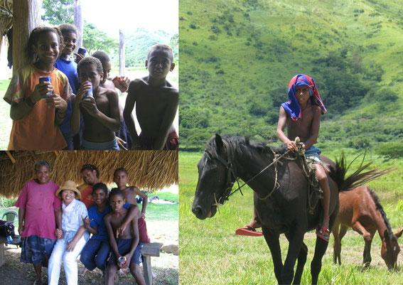 裸馬(鞍無し)で乗って、いました。何かこの子クールで、かっこよかった~