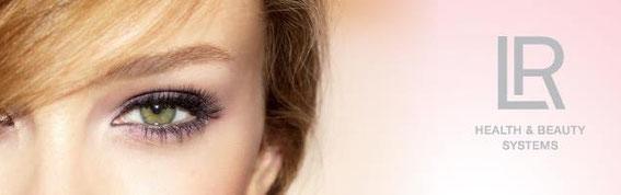 Maquillages de qualité professionnel avec LR