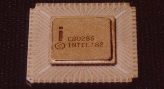 Intel 80286 © Intel