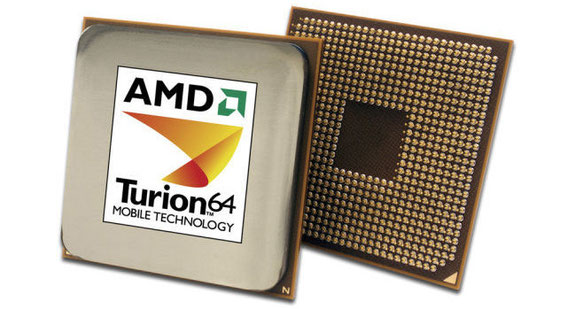 AMD Turion 64 © Advanced Micro Devices