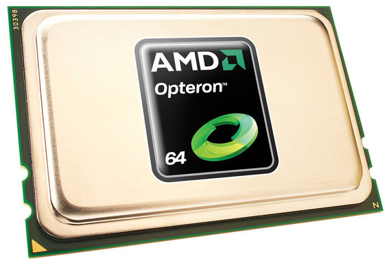 AMD Opteron © Advanced Micro Devices