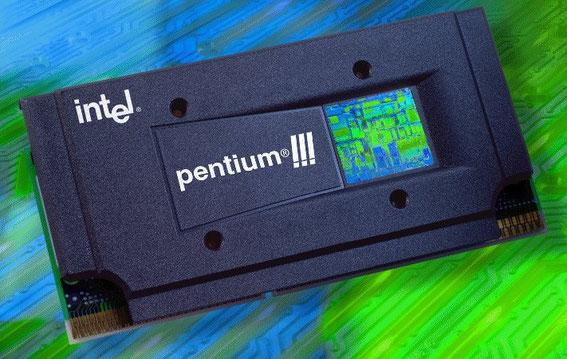 Intel Pentium III © Intel