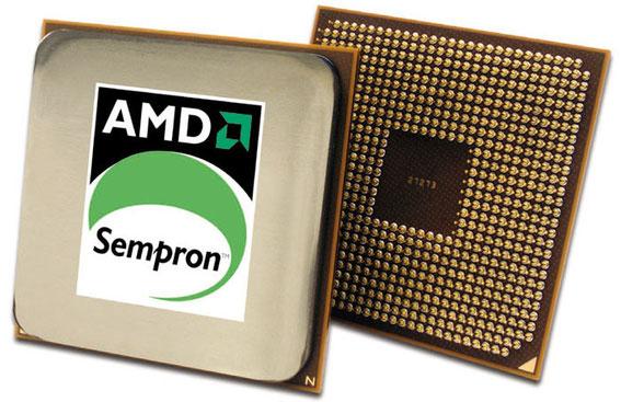 AMD Sempron © Advanced Micro Devices