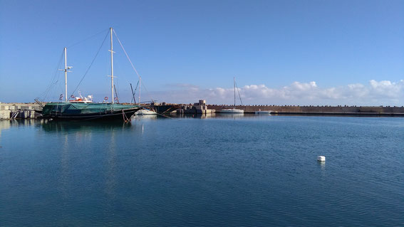 Winter Harbour 2014 - 2020 - Malia - Crete Island - Greece