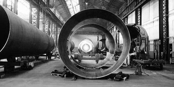 Die SIAG Industrie GmbH wurde in einem ESUG-Verfahren saniert.