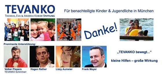 Tevanko hilft Kindern und Jugendlichen in München