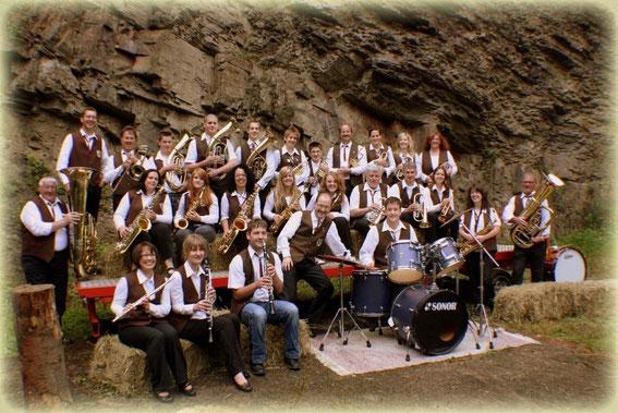 Musikverein Bodenbach in der Steinkaul 2011