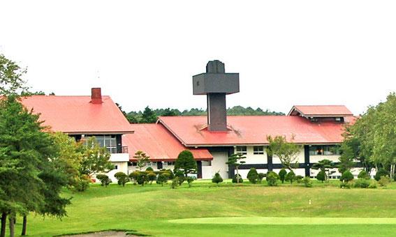 札幌リージェントゴルフ俱楽部 クラブハウス