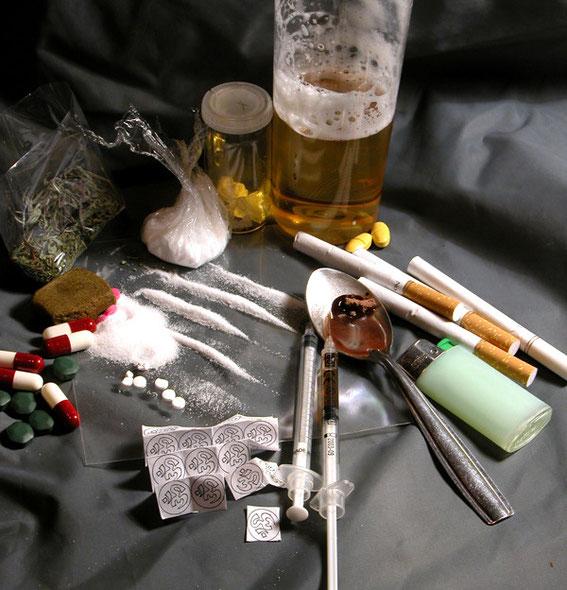 Nº 54: Drogas