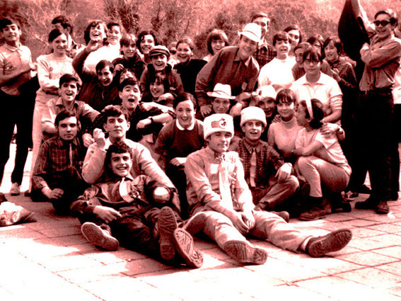 """Nº 68: 40 aniversario del Club """"Amics de Tothom"""""""