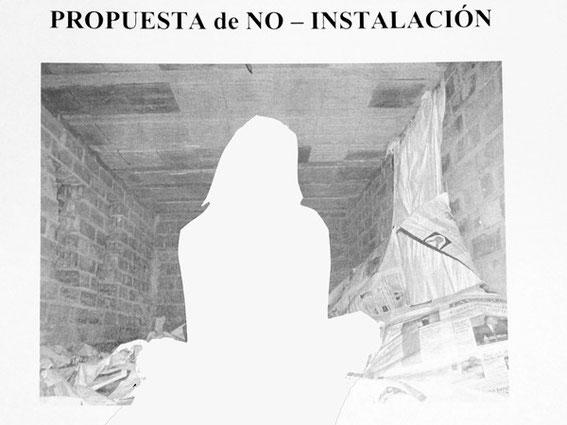 NoInstalación. 2004