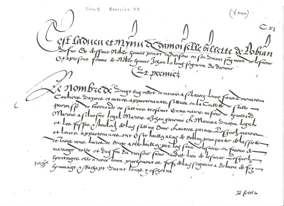 Document original