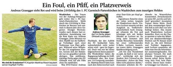 Ga Pa Tagblatt vom 22.04.2013