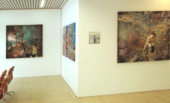 Ausstellungsansicht