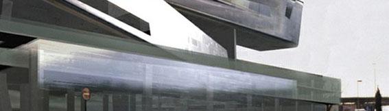 2001 - EUROPAN 6-Marseille (13) Concours - (associé à DGP architectes) MO: EUROPAN Programmation mixte sur le site du J4 à Marseille - surface: 39 000 m² SHON Budget: N.C
