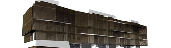 2013 - 29 logements BBC à Marseille (13)  - Promoteur: PRIVE - Surface: 2550 m² SDP + aménagements extérieurs - Budget: 3,5 M€ HT
