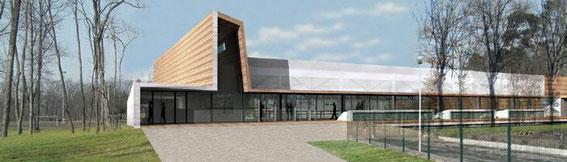 2004 - Extension restructuration du lycée H. Nessel à Obernai (67) - projet HQE Concours (associé à MCPG architectes mandataires) MO:Conseil régional d'Alsace Surface: 4000 m² SHON + aménagements extérieurs  Budget: 2,8 M€ HT