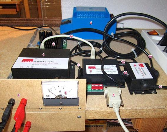 Zentrale Steuerungs-Komponenten (0684b)