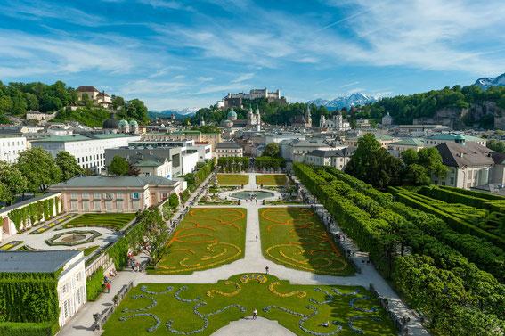 Mirabellgarten ©Tourismus Salzburg