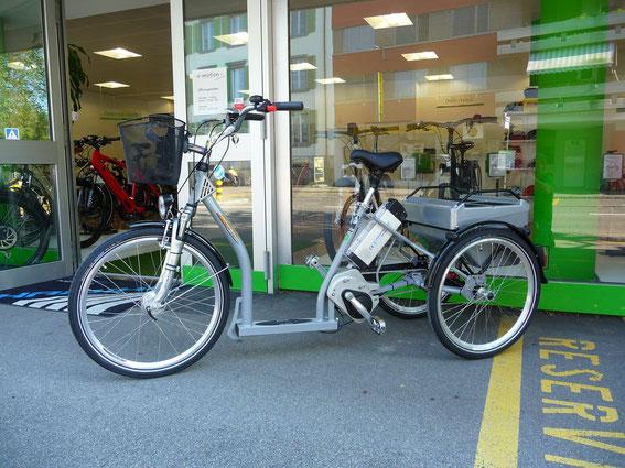 Dreirad-Zentrum Schweiz Lenzburg