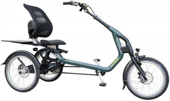 Dreiräder für Menschen mit  Muskelerkrankungen - Dreiräder vom Experten in der Schweiz
